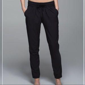 Lululemon Namaskar Pants II black sz 8